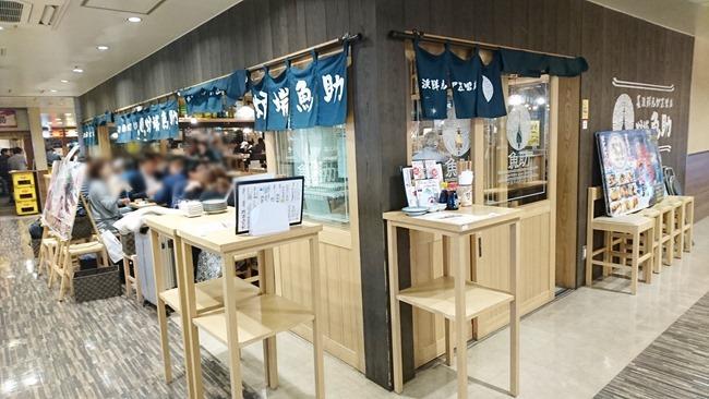 長浜鮮魚卸直営店 炉端 魚助